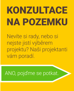 Banner konzultace na pozemku